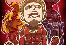DC's Super Flarrowverse
