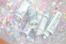 regalar dinero