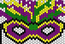 Beadwork / Bead pattern. Beed loom. Beed accessories. Разные техники