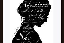 Literary Heroines
