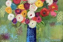 bouquets et fleurs / by Bern Pou