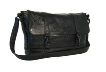Taylor ~ Large Messenger, Carry on Travel Bag, Laptop Bag