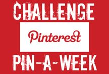 Pin-a-Week Challenge