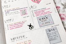 Bullet Journal ideas ✏️