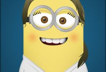 The BJJ Minion / BJJ and Minions - its pretty much what it is on the tin!