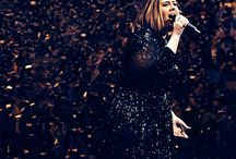 Adele live