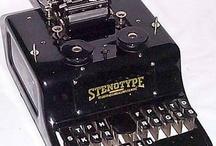 Stenograph writers / by Chris Liubicich