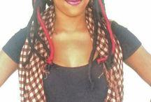 Locs of Style - yarn locs braids / Hair by Bianca Sullivan Perth Australia