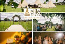 Woodhouse Farm Tipi Wedding