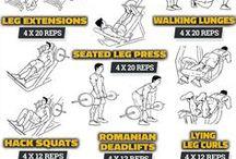 Workout: Legs