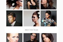 Hair salon & Hairdresser WordPress Themes