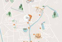 City Maps...