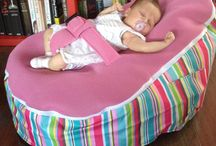 Cute Babies & Kids! / We absolutely love these cute Mini Beanz Babies / Kids enjoying our comfortable and unique bean bag designs.