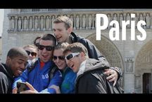 Bonjour! / A tour of the beautiful country of France. This trip includes expeditions to Paris, Normandy, and Saint-Malo. http://www.joshuaexpeditions.org/paris-normandy/