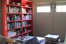 Garage conversion to office
