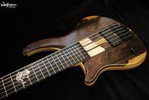 Waghorn Bass Guitars
