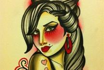 Tattoo Madness / by Tara Feuerborn