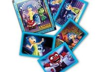 Inside Out / Merchandise available for the new Inside Out Film.