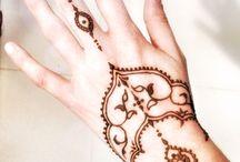 hint kınası-dövme