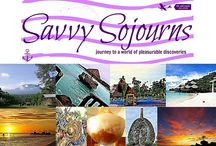 Savvy Sojourns / journey to a world of pleasurable discoveries