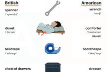 British and American / British and American