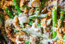 Veggie dishes / Recipes