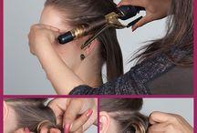 Peinados y pintura