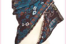 Breien: shawls