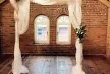 Vintage Dekoration / Hochzeit im Vintagestyle