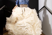 paper dress project