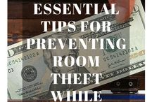 Ultimate Travel Security Tips / A collection of expert articles on security & theft prevention for travellers