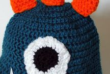 Crochet hats / by Sarah Harrison