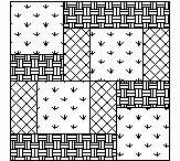 patchwork blocks/patterns