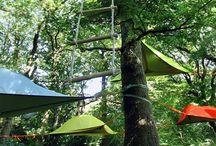 hengende telt