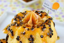 Recipe - Cakes, pie, cupcakes / by Iracema Sydronio