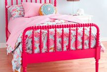 A big(er) girls bedroom! / by Stacy Foster