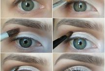 Make up / Hooded eyes