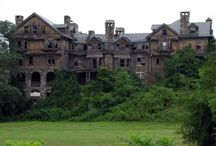 MANSIONS, Old for my book research