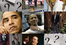 who is Obama  / by Allison Bolton
