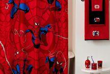 Spiderman Bathroom