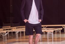 Jiří Kalfar / Collection of Jiří Kalfar presented during Fashion LIVE! 2015
