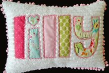 Sewing Kid Stuff / by Carolyn Moore