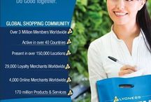 Lyoness - Money back withe every purchase! / Global Shopping Community