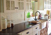 Kitchen Decor  / by Carolina Vander Poel