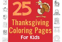 Thanksgiving / thanksgiving with kids, activities
