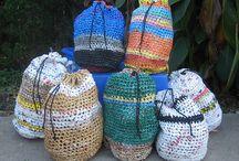 Plastic bag ideas