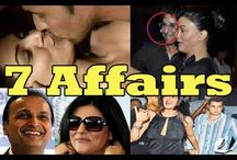 Sushmita Sen & Her Love Affairs with 7
