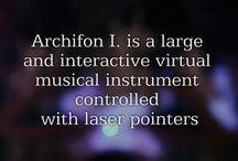 VIP / Video Installations Performance