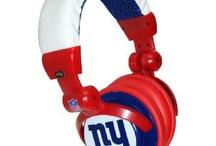 New York Giants Headphone