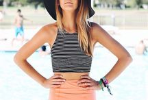 Summer fashion / by Ashley Corey Drost